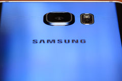 Samsung Note 5 Royalty Free Stock Image
