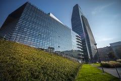 Samsung område, italiensk högkvarter, Milan Royaltyfri Foto