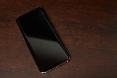 Samsung s8 συν το smartphone Στοκ Φωτογραφία