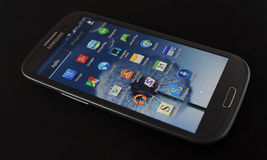 Samsung s3 Royalty Free Stock Images