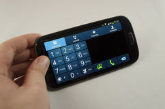 Samsung s3 Stock Images