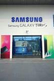 Samsung store Royalty Free Stock Photos
