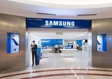 Samsung store in Suria KLCC, Kuala Lumpur Stock Photos
