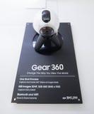 Samsung-Toestel 360 voor verkoop in Kuala Lumpur Stock Afbeelding