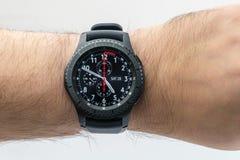 Samsung-Toestels3 slim horloge Royalty-vrije Stock Foto
