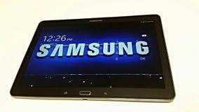 Samsungs-Galaxie-Vorsprung Lizenzfreie Stockbilder