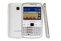 Samsungs-Galaxie Y Pro-B5510 Lizenzfreie Stockbilder