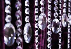 samtida crystal garnering royaltyfria bilder