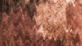 Samtida konst Färgpulver på yttersida Akrylmålningslaglängder på kanfas modern konst Tjock målarfärgkanfas Fragment av konstverk royaltyfria bilder