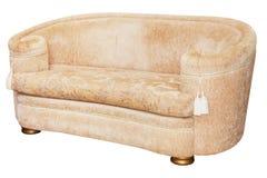 samtida sofa Fotografering för Bildbyråer