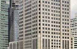 Samtidaa byggnader Arkivfoto