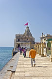 Samudra Narayana temple Royalty Free Stock Photo