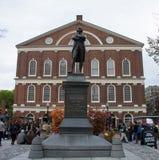 Samuel Adams Statue royalty free stock photography