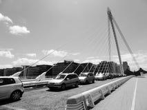 Samuel Beckett Bridge, Dublin Stock Photo