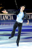 Samuel Contesti at 2011 Golden Skate Award Royalty Free Stock Photo