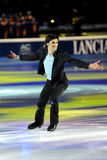 Samuel Contesti at 2011 Golden Skate Award Royalty Free Stock Photos