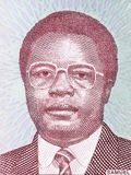 Samuel Doe-portret