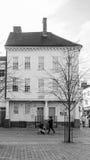 Samuel Johnson miejsca narodzin księgarnia i muzeum Zdjęcie Stock