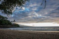 Samuel M. Spencer Beach Park Hawaii Royalty Free Stock Photo