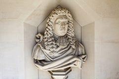 Samuel Pepys Sculpture in London Stock Photo