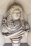 Samuel Pepys Sculpture in London Stock Photography