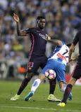 Samuel Umtiti del FC Barcelona Foto de archivo