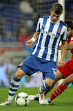 Samuele Longo of Espanyol Stock Images