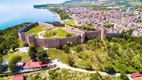 Samuels fortress stock images