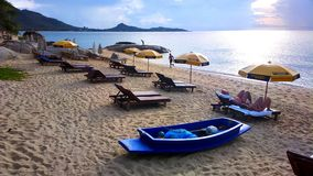 Samui beach thailand Stock Photo