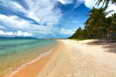 Samui beach thailand Royalty Free Stock Photos