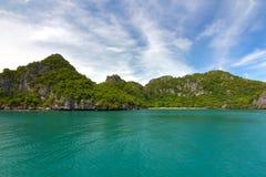 Samui beach thailand Royalty Free Stock Photography