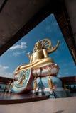 Samui big buddha Stock Images