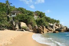 Samui coastline Stock Photography