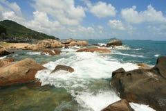 Samui coastline Stock Images
