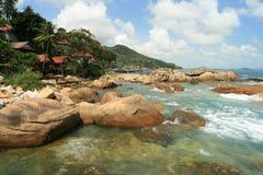 Samui coastline Royalty Free Stock Image