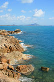 Samui coastline Stock Images