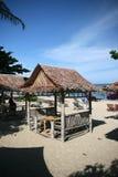 Samui de plage de Lamai de kiosque de plage Images stock