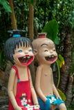 Samui del KOH delle bambole Immagine Stock