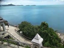 Samui do ponto de vista na ilha imagem de stock royalty free