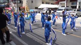 Samui-Festival-Parade, Thailand - 7. September 2017 stock video