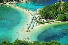 Samui Insel in Thailand Stockfotos