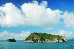 Samui Island in Thailand Stock Image