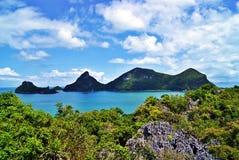 Samui Island. In Thailand Stock Photography
