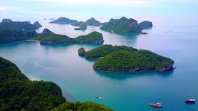 Samui island thailand Royalty Free Stock Photos