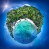 Samui island, Thailand. Perfect resort background Stock Photography