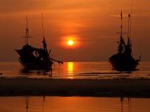 Samui plaża Obrazy Royalty Free