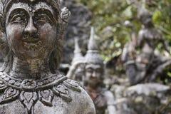 Samui secreto de la KOH del jardín de buddha Foto de archivo