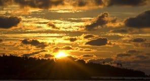 Samui Sunrise Stock Photos