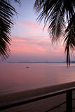 Samui Sunrise. Sunrise in Koh Samui, Thailand Royalty Free Stock Photos