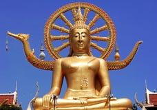 samui thailand för buddha ökoh royaltyfria bilder